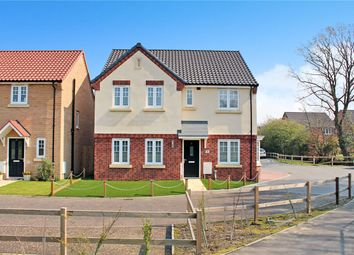 Thumbnail 4 bed detached house for sale in Lime Tree Close, Framingham Earl, Norwich, Norfolk
