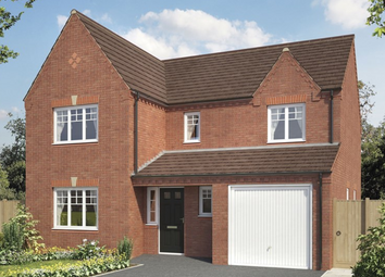 Thumbnail 4 bed detached house for sale in Doxey Road, Stafford