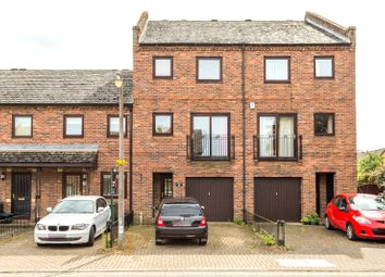 Thumbnail 4 bedroom terraced house to rent in Fewster Way, Fishergate, York