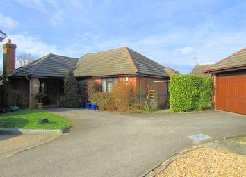 Thumbnail 3 bed detached bungalow for sale in Marken Close, Locks Heath, Southampton, Hampshire