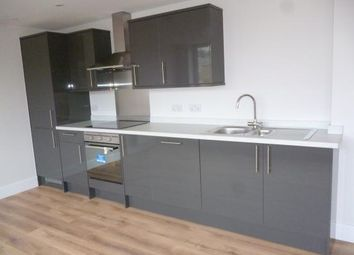 Thumbnail 1 bedroom flat to rent in Vista Tower, Stevenage, Herts