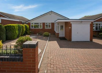 Thumbnail 3 bed detached bungalow for sale in Shelley Road, Burntwood, Staffordshire