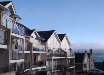 Thumbnail 2 bed flat for sale in Talland Road, St. Ives, Cornwall