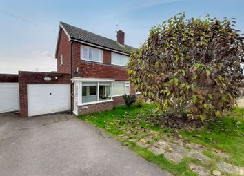 3 bed semi-detached house for sale in King Cuthred Drive, Chard TA20