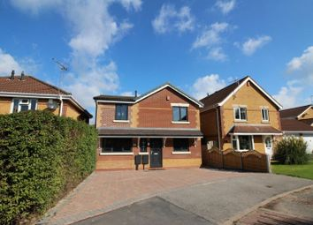 Thumbnail 4 bed detached house for sale in Wild Goose Avenue, Kidsgrove, Stoke-On-Trent