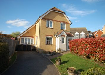 Thumbnail 3 bed detached house for sale in Emelina Way, Seasalter, Whitstable