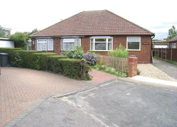 Thumbnail 2 bedroom semi-detached bungalow for sale in Lynn Close, Ashford, Middlesex