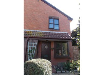 Thumbnail 1 bed terraced house for sale in Colborne Close, Poole