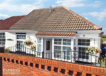 Thumbnail 2 bed semi-detached bungalow for sale in Beach Grove, Horden, Peterlee, Durham