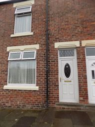 Thumbnail 3 bed terraced house to rent in Waterloo Terrace, Shildon, Co Durham