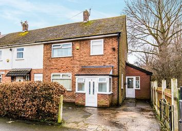 Thumbnail 3 bed semi-detached house for sale in Culmere Road, Wythenshawe, Manchester