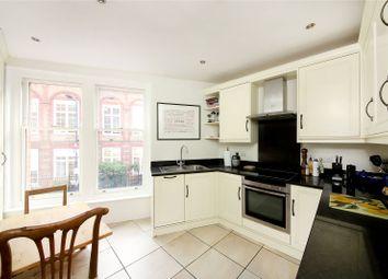 Thumbnail 3 bedroom flat for sale in St Andrews Mansions, St Andrews Road, West Kensington, London