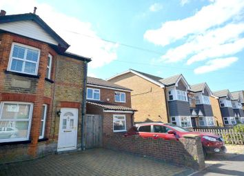 Thumbnail 2 bed semi-detached house to rent in Meadfield Road, Langley, Slough