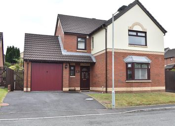 Thumbnail 4 bed detached house for sale in Ffordd Scott, The Fairways, Birchgrove, Swansea