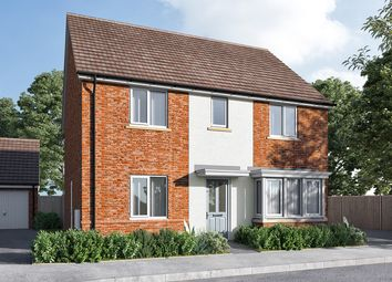 "Thumbnail 4 bedroom detached house for sale in ""The Pembroke"" at Amesbury Road, Longhedge, Salisbury"