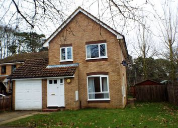 Thumbnail 3 bedroom detached house to rent in Montagu Close, Swaffham