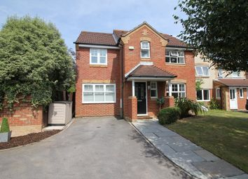 Thumbnail 4 bed detached house for sale in Tutor Close, Hamble, Southampton