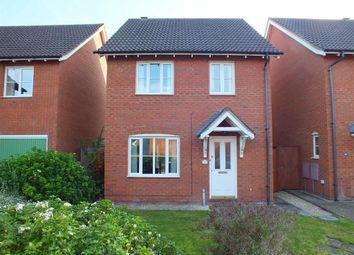 Thumbnail 3 bed detached house for sale in Timor Road, Westbury, Wiltshire