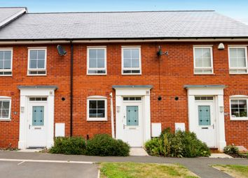 Thumbnail 2 bedroom terraced house for sale in Seldon Crescent, Pinhoe, Exeter