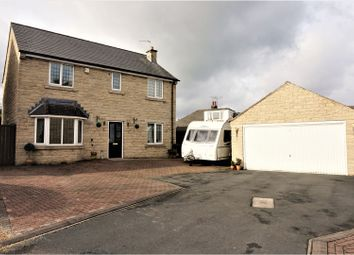 Thumbnail 4 bed detached house for sale in Farriers Court, Drighlington