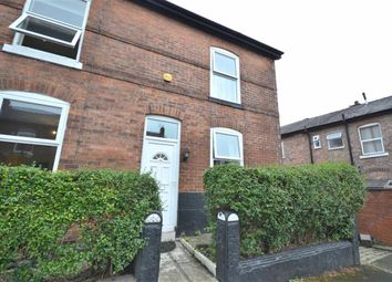 Thumbnail 2 bed end terrace house to rent in Herbert Street, Manchester
