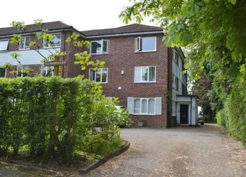 Thumbnail 3 bed flat to rent in Holly Road North, Wilmslow