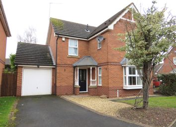Thumbnail 3 bed detached house for sale in Wingfield Avenue, Berkeley-Pendesham, Worcester