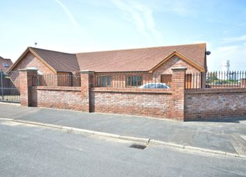 Thumbnail 4 bed detached bungalow for sale in Kings Road, Hunstanton