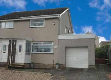 Thumbnail 2 bed semi-detached house for sale in Branchalfield Drive, Wishaw