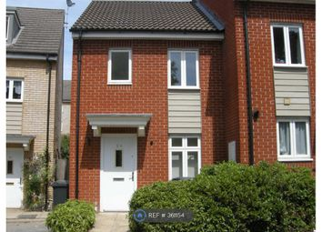 2 bed terraced house to rent in Pomeroy Crescent, Southampton SO30