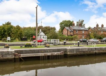 Thumbnail Land for sale in Dutton Locks, Acton Bridge, Northwich