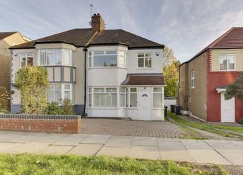 Thumbnail 3 bed semi-detached house to rent in Hadley Way, Winchmore Hill, London, England