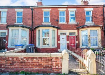 Thumbnail 2 bed terraced house for sale in Victory Road, Blackpool