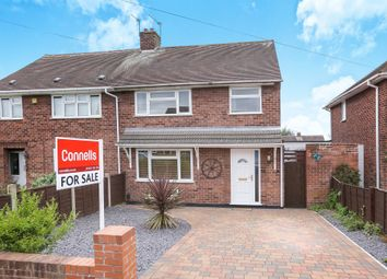 Thumbnail 3 bedroom semi-detached house for sale in Parry Road, Ashmore Park Wednesfield, Wolverhampton