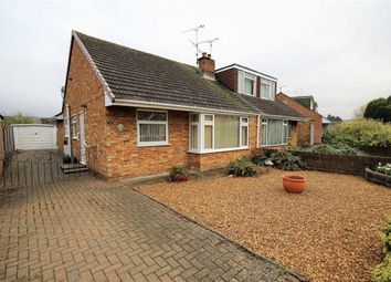 Thumbnail 2 bed semi-detached bungalow for sale in Beaufort Road, Wroughton, Swindon