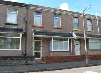 Thumbnail 3 bed terraced house for sale in Western Terrace, Landore, Swansea