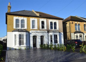 Thumbnail 3 bed semi-detached house for sale in Avenue Road, Westcliff-On-Sea, Essex