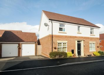 Thumbnail 4 bed detached house for sale in Holmer, Hereford
