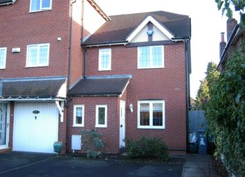 Thumbnail 3 bed terraced house to rent in Westbourne Road, Solihull