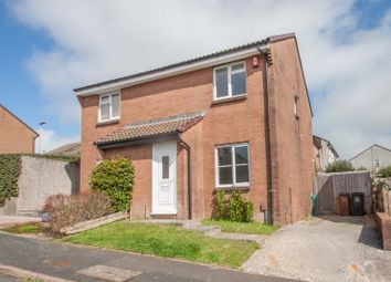 Thumbnail 2 bed semi-detached house for sale in The Heathers, Woolwell, Plymouth