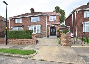 Thumbnail 3 bed semi-detached house for sale in Broadmayne Avenue, High Barnes, Sunderland