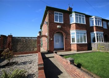 Thumbnail 3 bed semi-detached house to rent in Devonshire Road, Darlington, County Durham