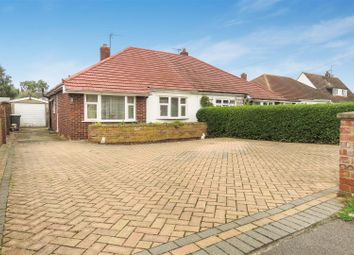 Thumbnail 2 bed semi-detached bungalow for sale in Stoneland Avenue, Biggleswade