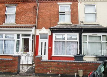 Thumbnail 2 bedroom terraced house for sale in Gilbert Road, Edgbaston, Birmingham