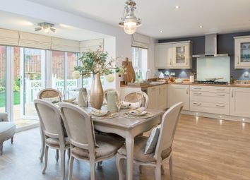 "Thumbnail 4 bedroom detached house for sale in ""Holden"" at Swallow Way, Cullompton"
