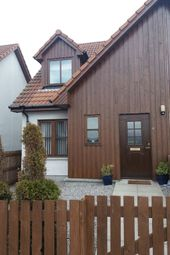Thumbnail 2 bed end terrace house for sale in Woodside Brae, Westhill, Inverness