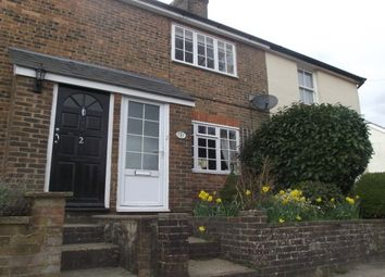 Thumbnail 2 bed terraced house to rent in Little Sunnyside, Crowborough