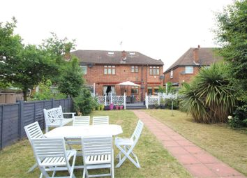 Thumbnail 5 bed semi-detached house for sale in Frinton Road, Albany Park, Sidcup