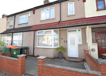 Thumbnail 3 bedroom terraced house for sale in Stokes Road, London