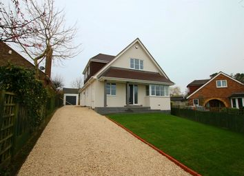 Thumbnail 3 bed detached house for sale in Summit Close, Finchampstead, Wokingham, Berkshire